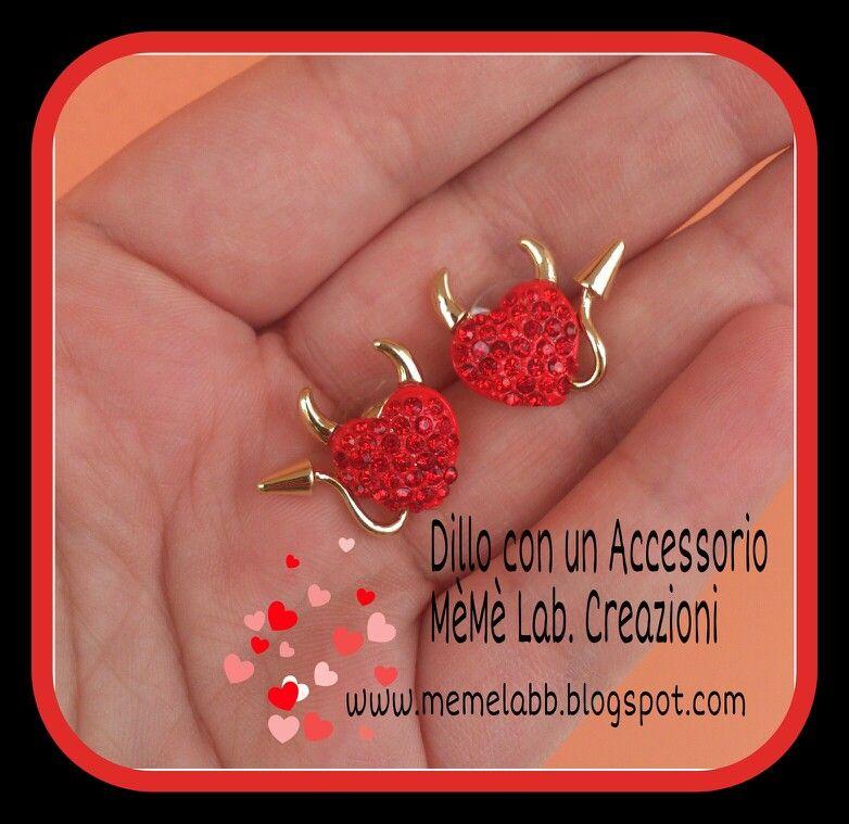 Dillo con un Accessorio MèMè Lab Creazioni www.memelabb.blogspot.com