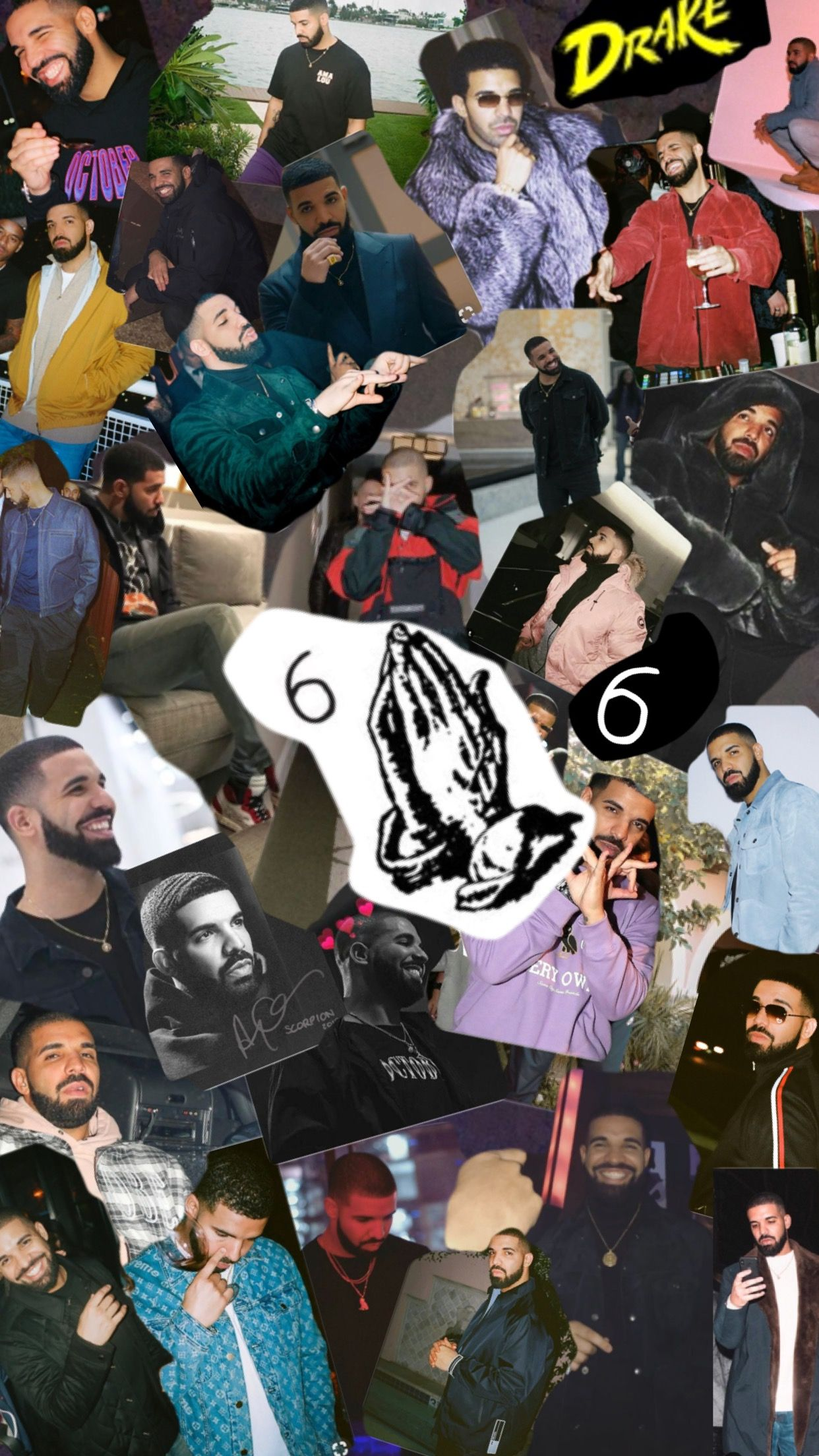 Pin by lulu caboom on Drizzy Drake wallpapers, Drake