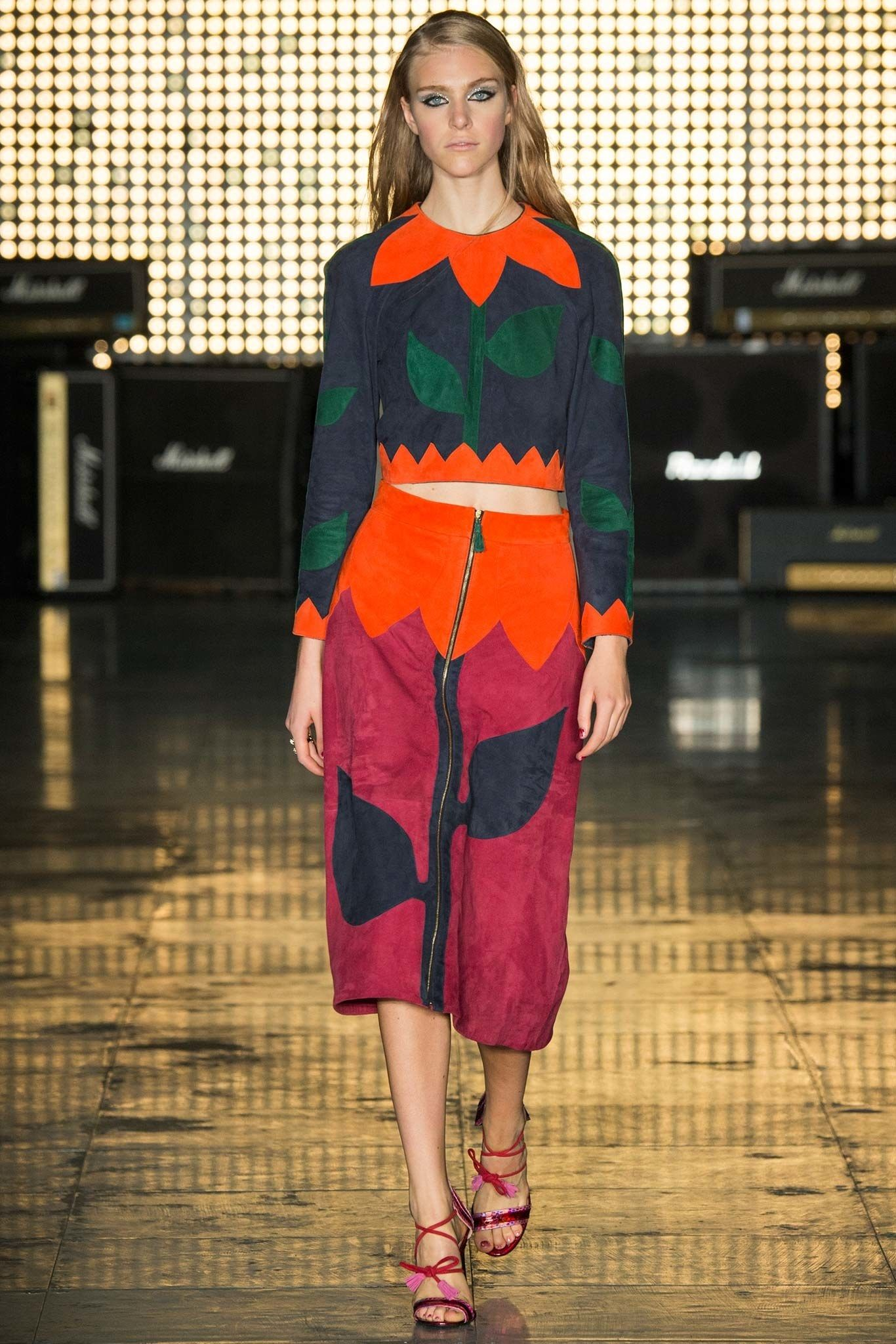 House of Holland Spring 2015 Ready-to-Wear Collection Photos - Vogue