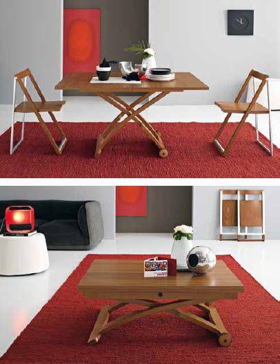 Conjunto De Mesa Elevable Madera Y 2 Sillas Plegables Cod 2029 Furniture Design