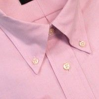 a5d2219b19 O'C Unlined & Unfused Oxford Cloth Button Down Shirt - Pink ...
