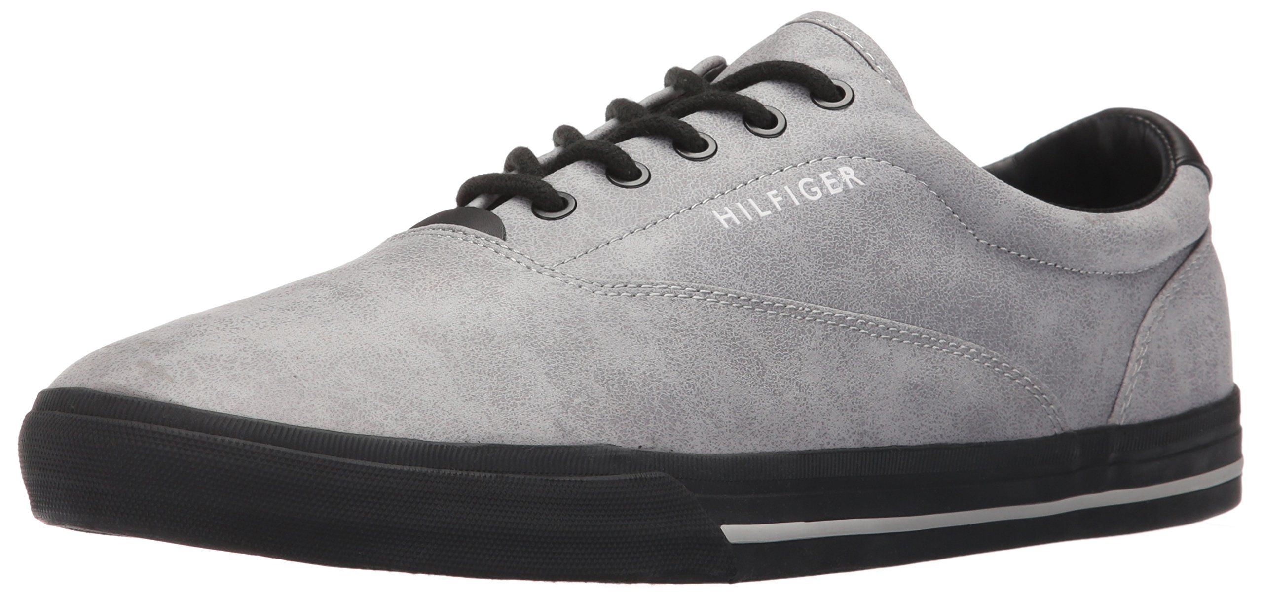 db9463ebc6 Tommy Hilfiger Mens Phelipo 2 Fashion Sneaker Grey 11 M US   You can find  out