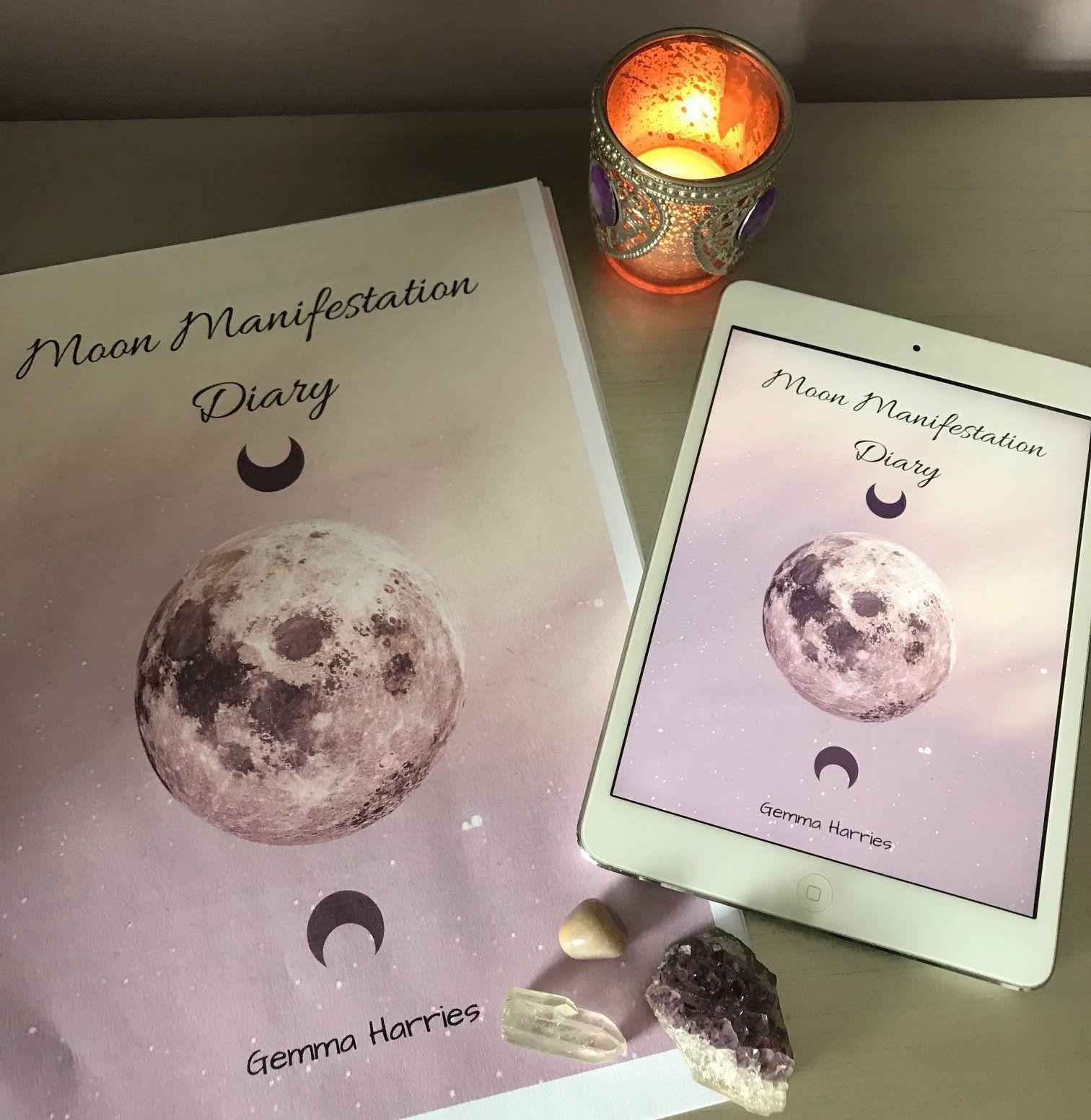 The Moon Manifestation Diary