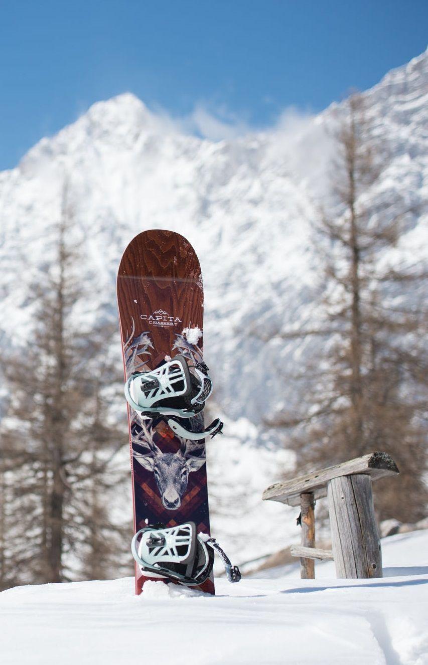 Beautiful Capita snowboard <3 #bluetomato #winterison