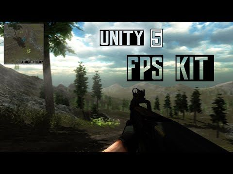 Unity 3D FPS KIT! (Newest) (Version 3 0) (FREE DOWNLOAD
