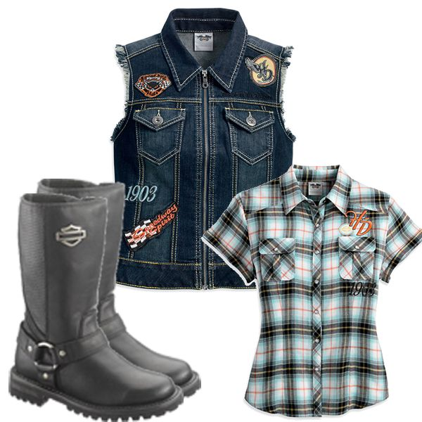 Spring is here! Harley-Davidson Spring Collection...