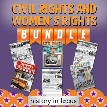 Civil Rights And Womens Rights Pinterest Worksheets And School