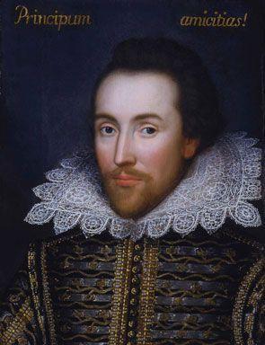 """Le seul portrait """"authentique"""" de William Shakespeare révélé à Londres"""