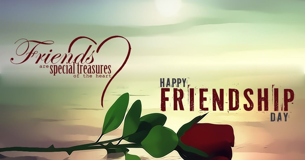 Happy Friendship Day Wallpaper Hd Banner Stickers Free Download