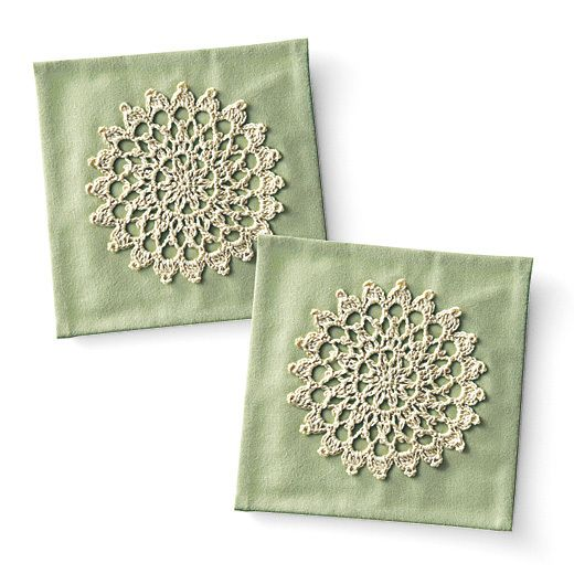 Pin Em Crochet Doilies Mandalas And Coasters