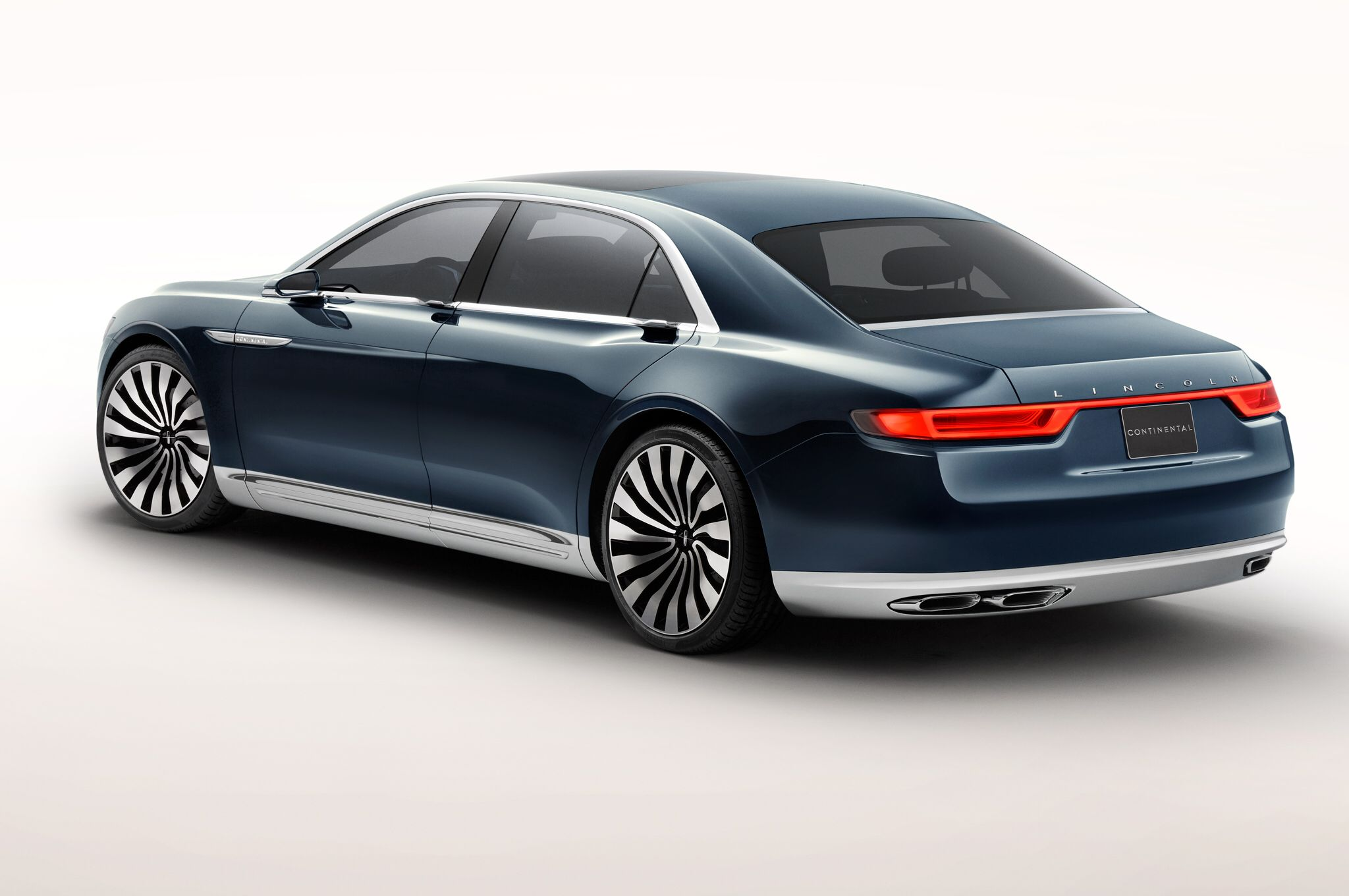 2017 Lincoln Continental Concept At Nyc Auto Show