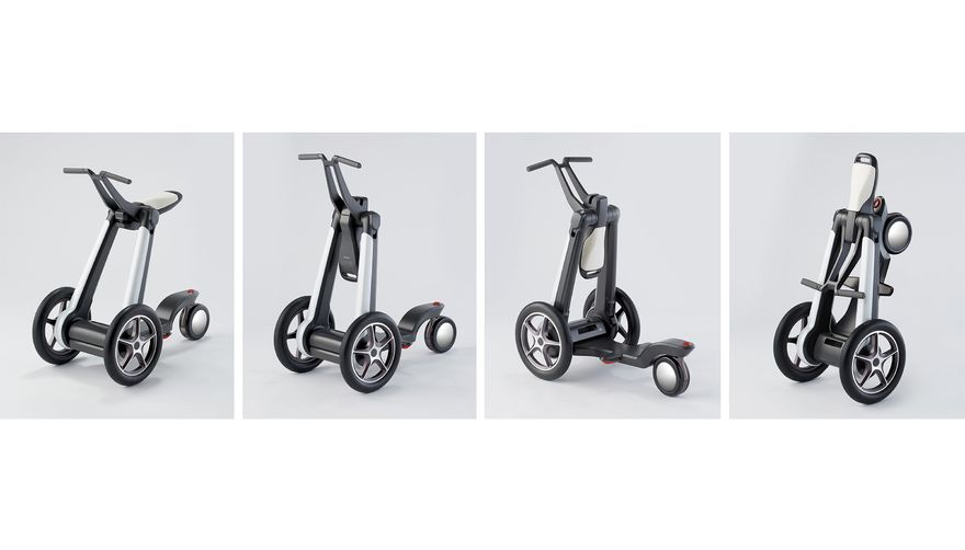 Personal mobility [ILY-A] | Complete list of the winners | Good Design Award
