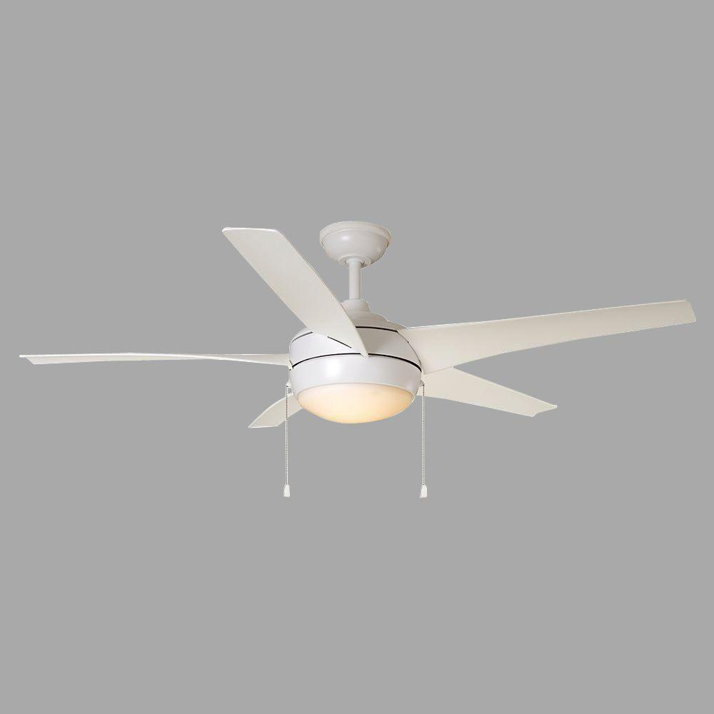 Home Decorators Collection Windward Iv 52 In Led Indoor Matte