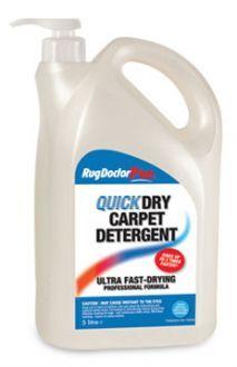 Rug Doctor Quick Dry Carpet Cleaner X 5 Ltr Rug Doctor Chemicals Rug Doctor Dry Carpet Cleaning Carpet Cleaning Hacks