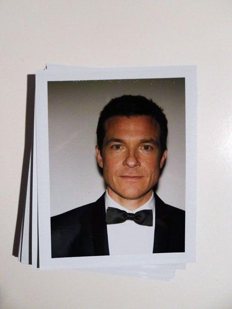 Polaroids no Globo de Ouro