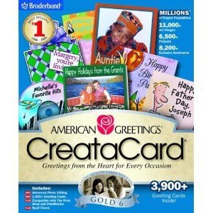 American greetings creatacard gold the card making program she american greetings creatacard gold the card making program she always used when i was growing m4hsunfo