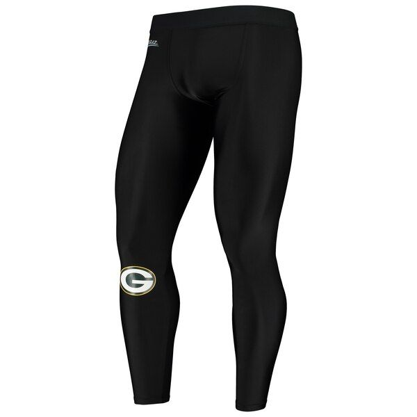 Green Bay Packers Zubaz Speed Leggings Black Greenbaypackers With Images Mens Bottom Green Bay Packers Green Bay Packers Players