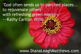 As we rejuvenate others, God often rejuvenates our hearts and souls