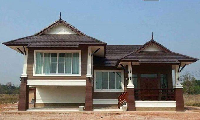 Image Result For Design Rumah Kampung Moden
