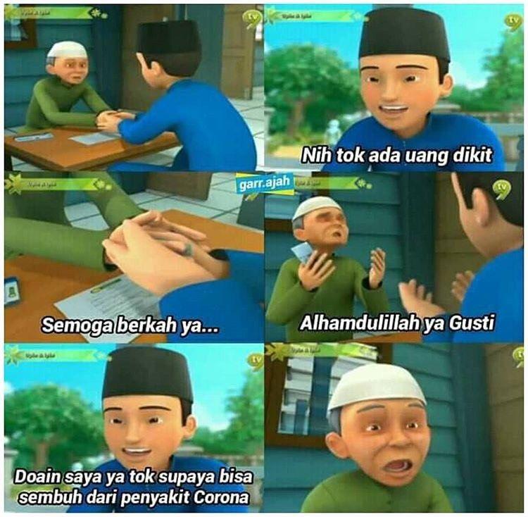 Kampung Durian Runtuh Auto Lockdown Credit Garr Ajah Subscribe Follow Dramatizencom Dan Ikuti Terus Dramatizen Com Di 2021 Cartoon Jokes Lucu Bikini Lucu