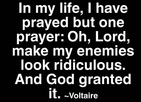 Http Www Lolriot Com Wp Content Uploads 2012 10 Funny Quote Make My Enemies Look Ridiculous Voltaire Jpg Funny Quotes Beautiful Quotes Quotes