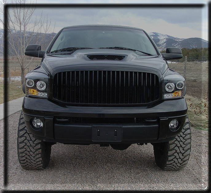 Custom Dodge Ram 2500 Cummins