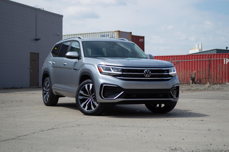 2021 Volkswagen Atlas V6 Sel R Line Release Date Interior Changes Volkswagen Release Date Fuel Economy
