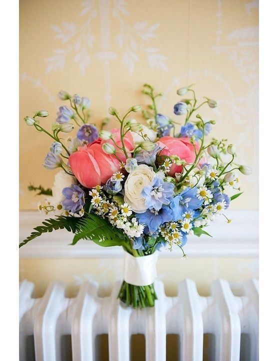 29 Fairly Summer time Bouquet Concepts   You & Your Marriage ceremony - youandyourwedding