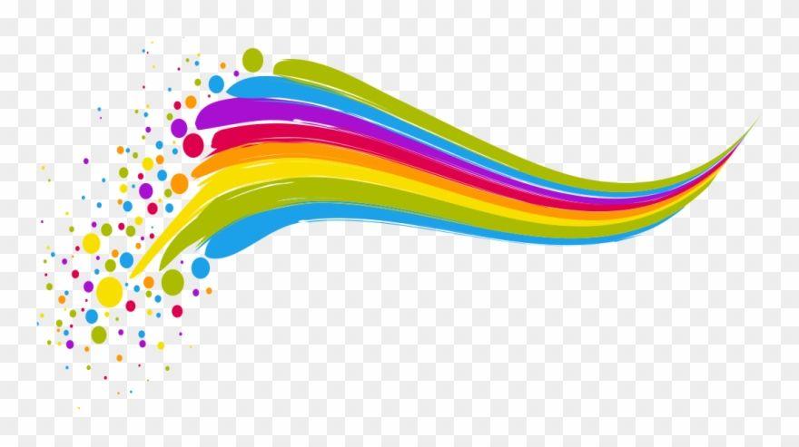 Download Hd Euclidean Line Vector Rainbow Png File Hd Clipart Rainbow Png Hd Transparent Png And Use The Free Clipart For Rainbow Png Clip Art Free Clip Art