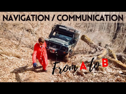 Finding our way. Navigation and communication