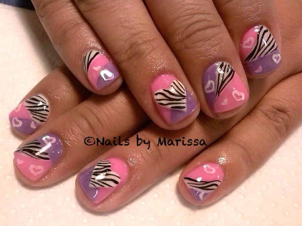 Kids acrylic nails | NAiL SHOP | Pinterest | Nail color designs ...