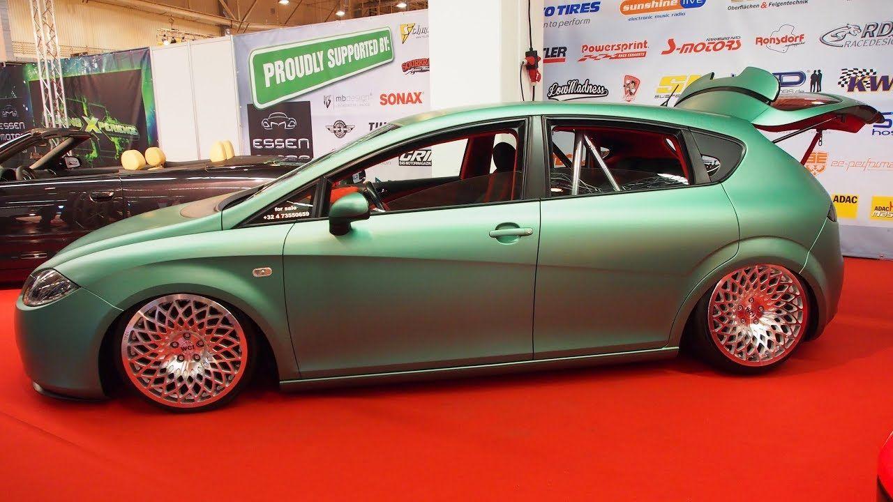 SEAT Altea Tuning - Exterior and Interior Walkaround | Essen Motor ...