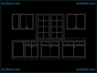 Beautiful Kitchen Cabinet Cad Block Autocad Drawing Sample Yatak Odalar Pinterest Cad