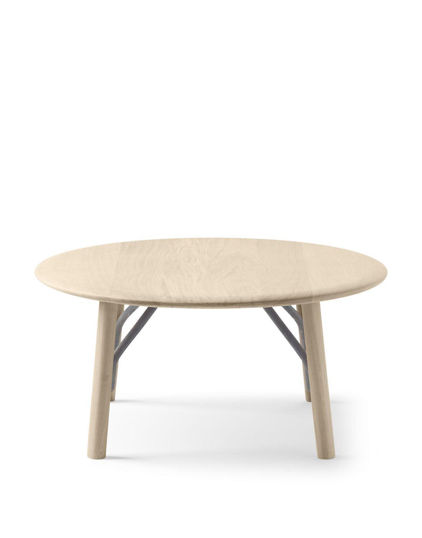 Kea Coffee Table In Solid Oak And Wrought Iron Design Iratzoki Lizaso Meuble Contemporain Mobilier De Salon Table Basse