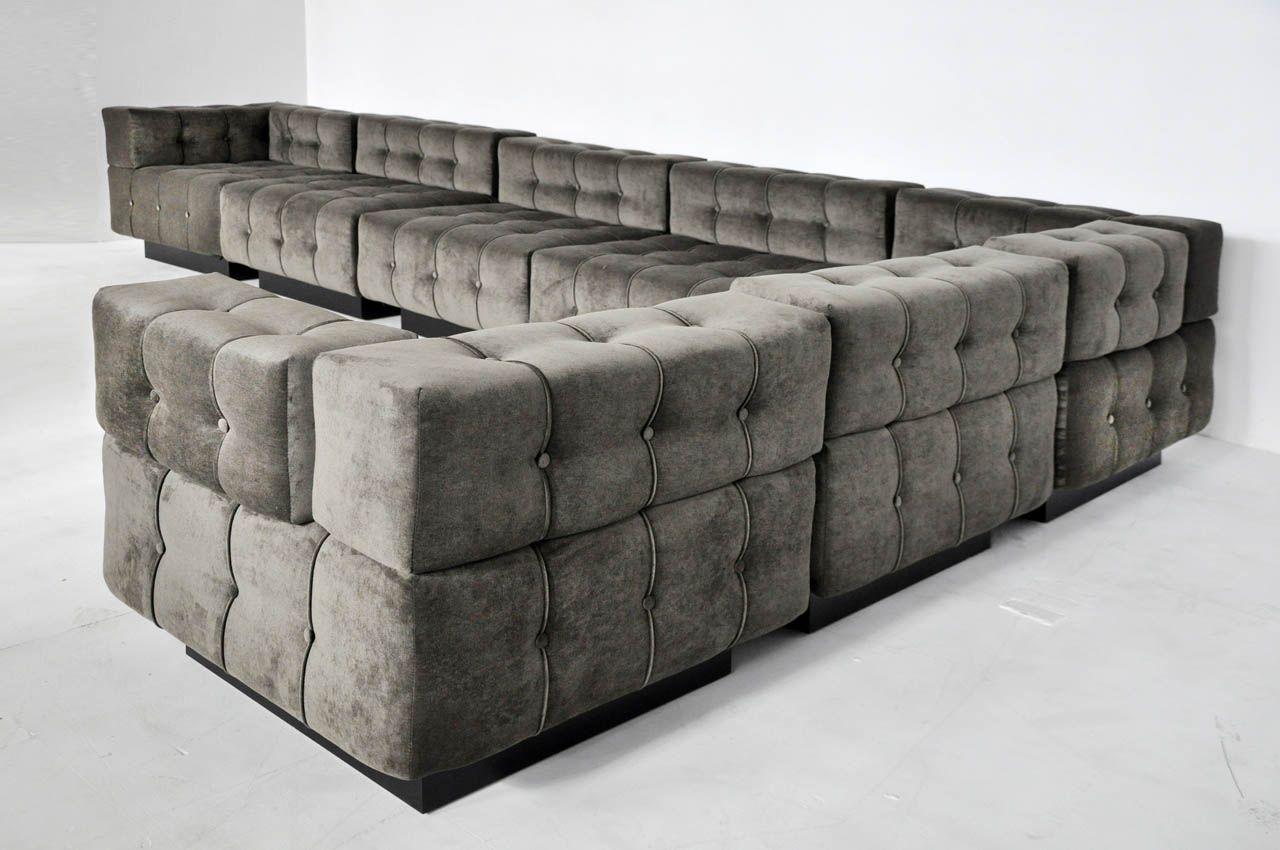Harvey Probber Modular Sofa