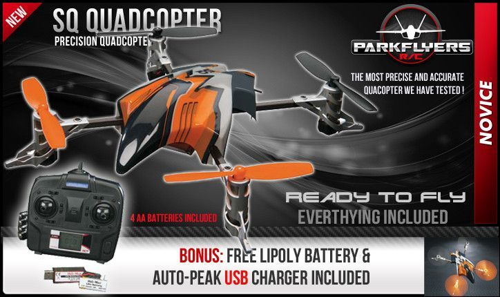 1SQ Quadcopter RTF Electric RC Helicopter SKU 2255