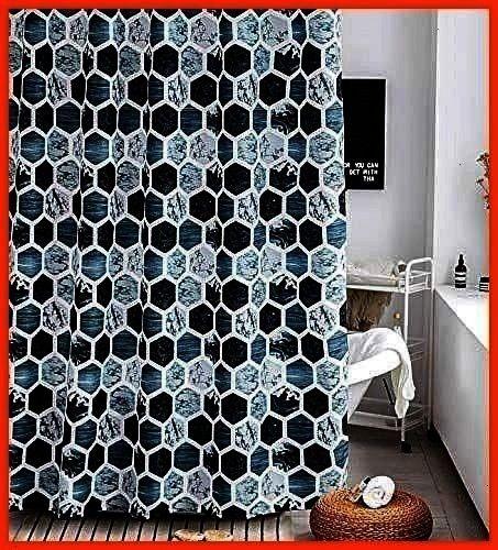 Marble Fabric Shower Curtain Heavy Duty Bathroom CurtainbathroomShower Curtain Set Gray Marble Fabric Shower Curtain Heavy Duty Bathroom CurtainbathroomCurtain Set Gray M...