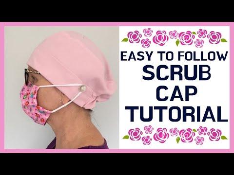 43+ Scrub hat pattern youtube ideas