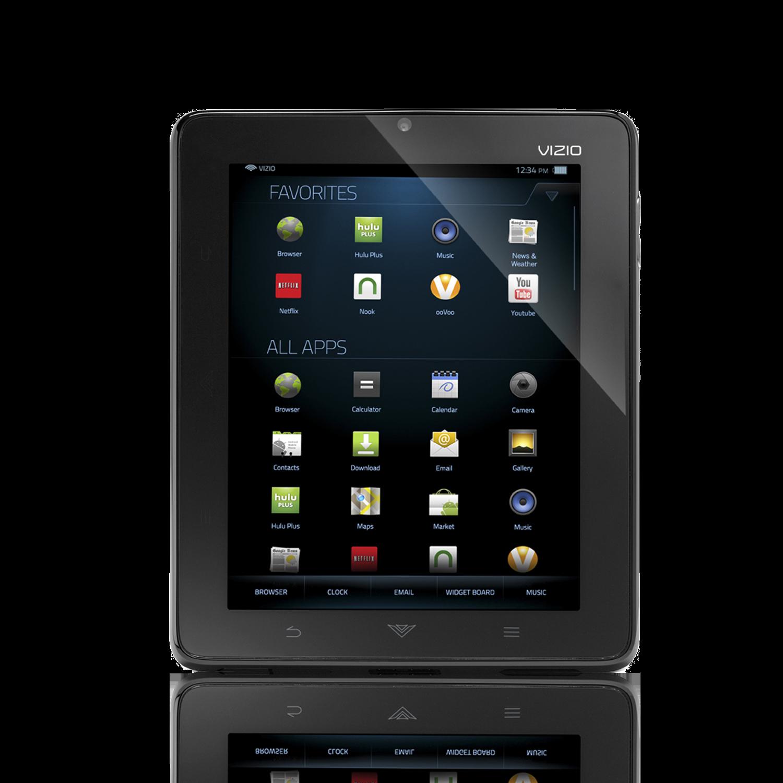 "VTAB1008 VIZIO 8"" Tablet with WiFi MODEL NUMBER VTAB1008"