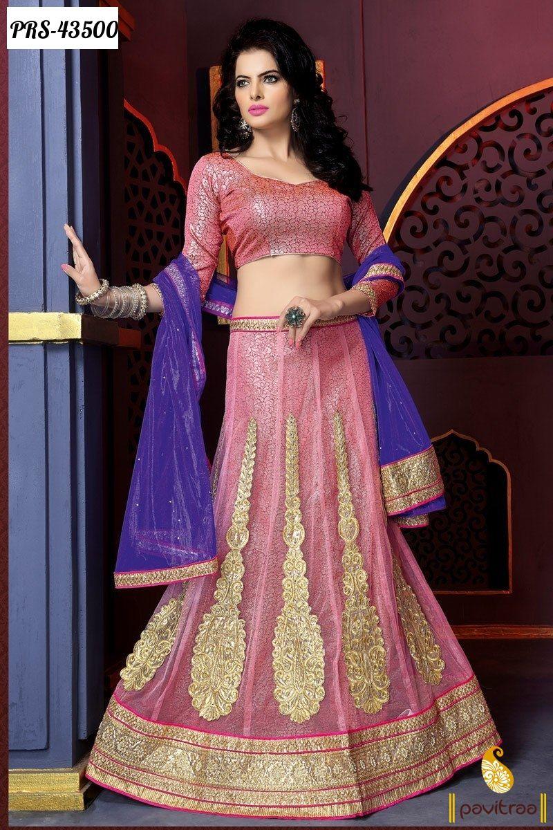 Lehenga Cholis Online Shopping For Festival sepecil Like Diwali ...