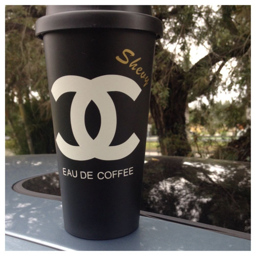 3e41d2ca29f Image of Chanel Inspired Travel Coffee mug | My Style in 2019 ...