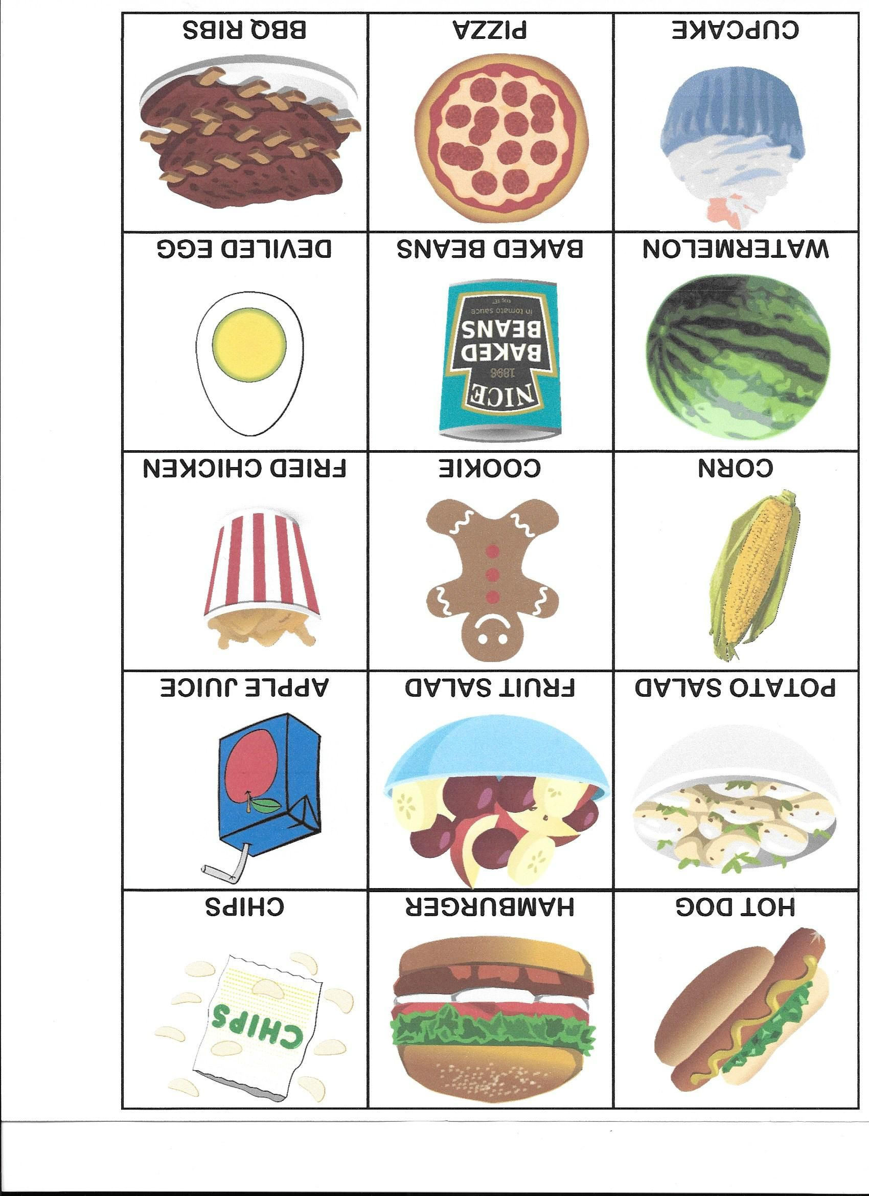 Picnic Math Is A Fun Activity The Student Constructs A