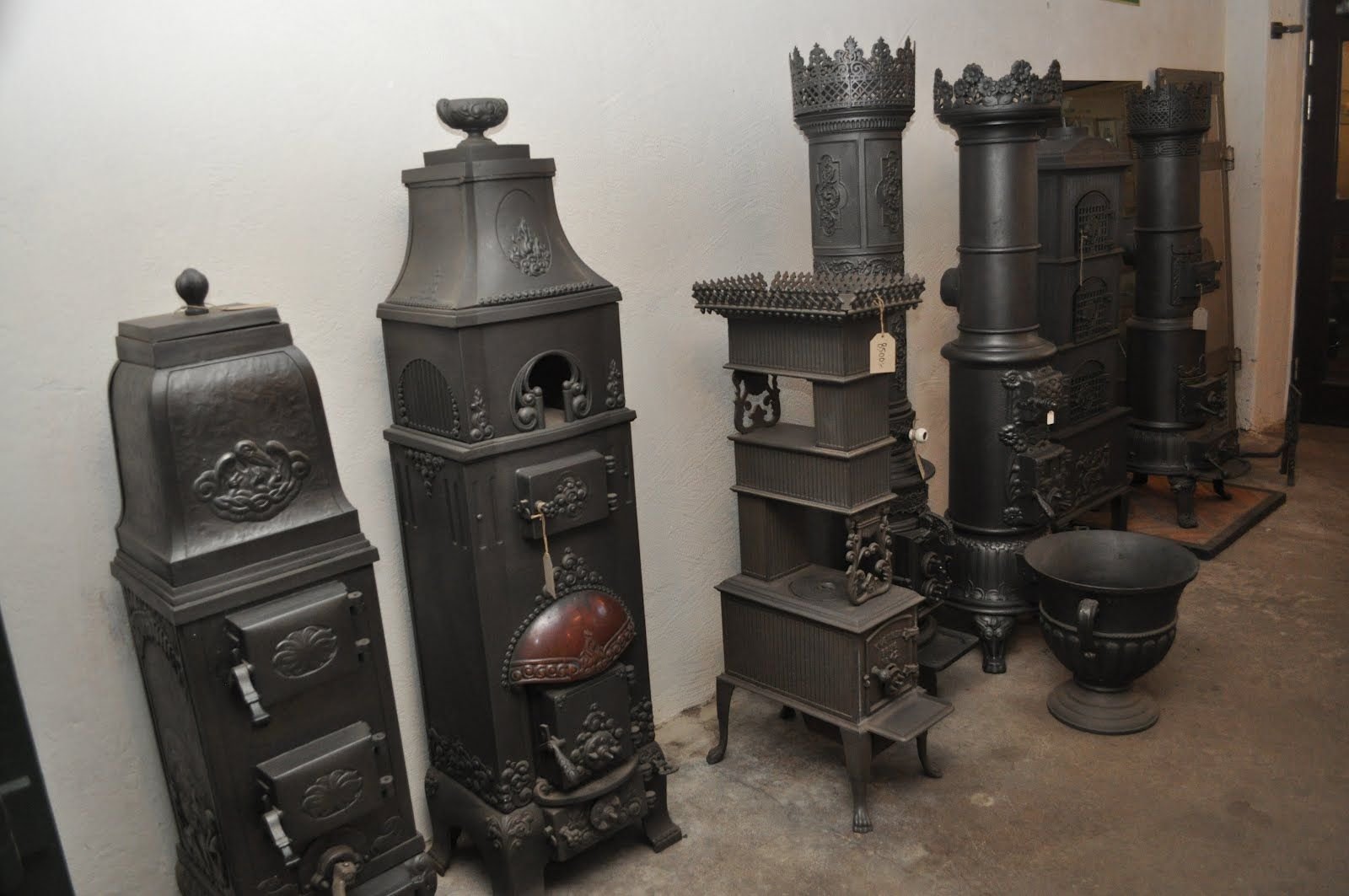 Wood Burning Stoves With Flair.