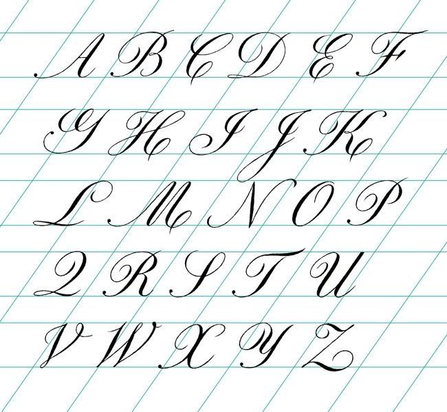 graphic regarding Copperplate Calligraphy Alphabet Printable identify Copperplate Worksheet x3cbx3ecopperplatex3c/bx3e identical