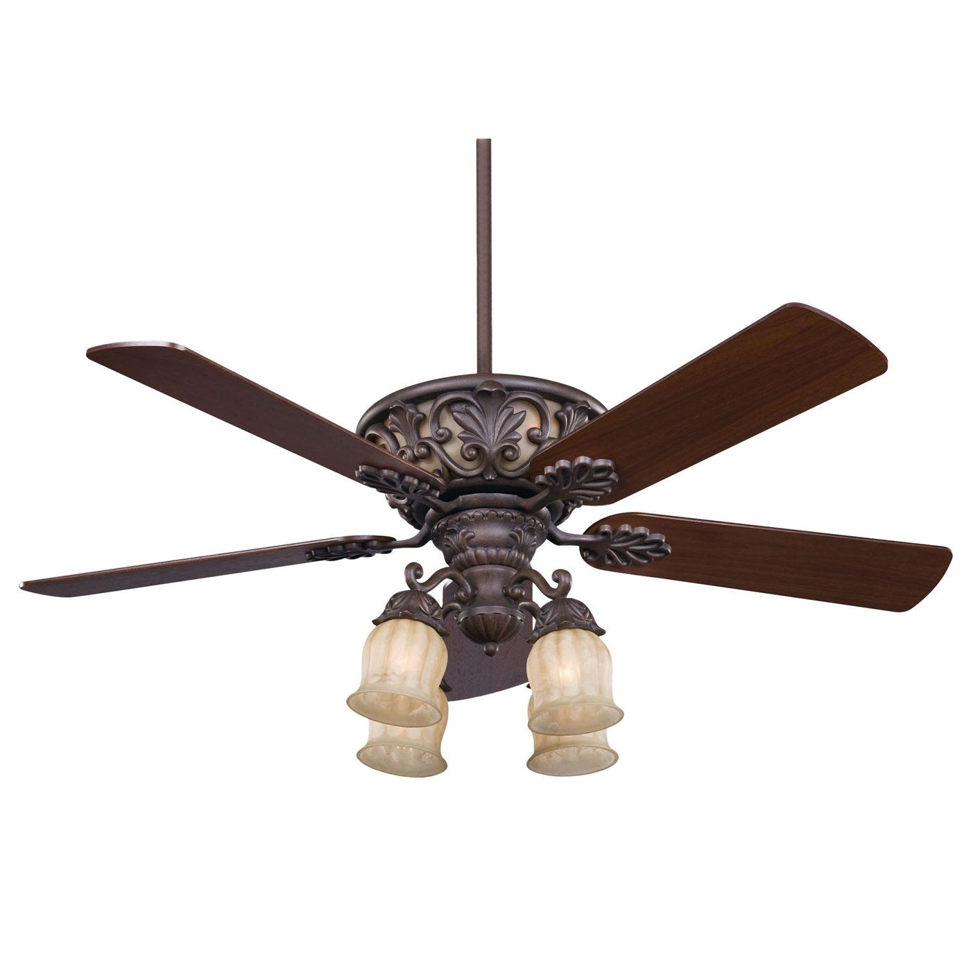 Shop Savoy House 52 810 5 8 Light 52 in Monarch Ceiling Fan at ATG