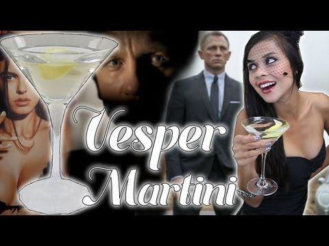 Vesper Martini - TipsyBartender