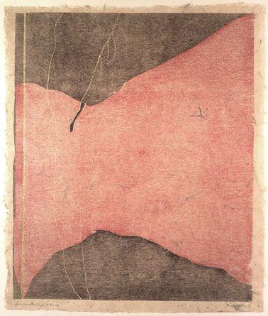 Vineyard Storm - Helen Frankenthaler
