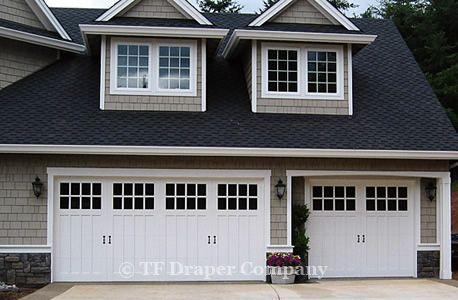 Carriage House Doors Garage Doors And Openers Oregon