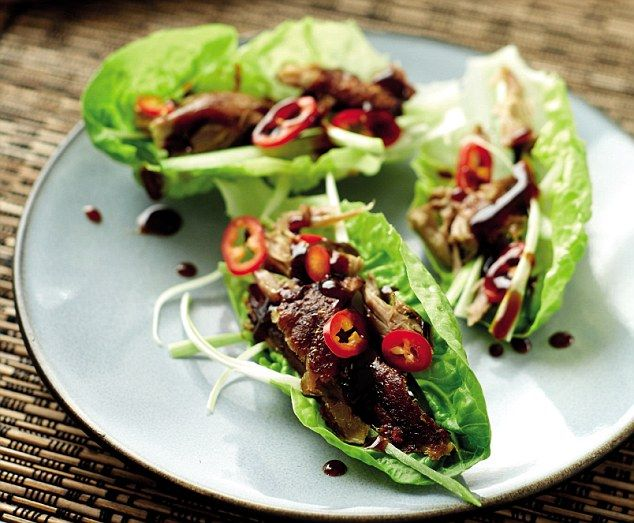 Eat to beat diabetes why you can still enjoy these takeaway treats crispy chinese duck get recipe here httpdailymail forumfinder Images