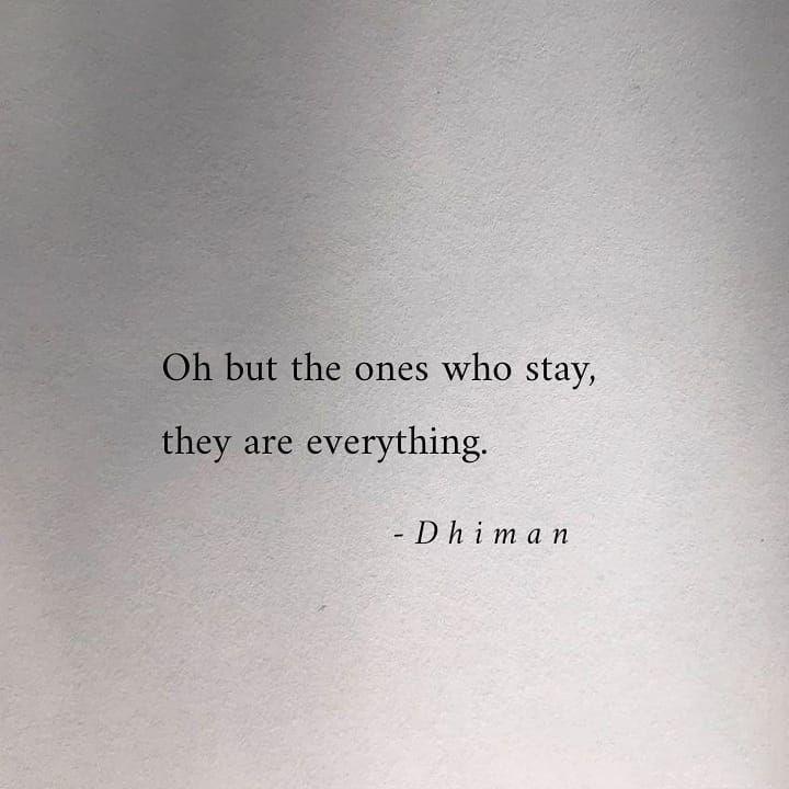 """Photo of D h i m a n en Instagram: """"los que se quedan … // 11.03.19🍁🍁 #poetryofdhiman"""""""